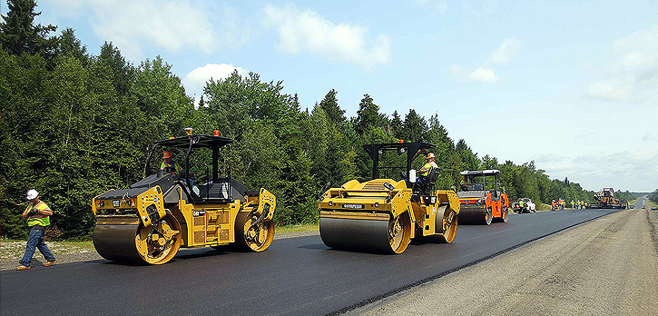 Expect the finest asphalt paving service and materials. There are many asphalt paving crews in the tri-state area who can do the job cheaper, but our belief lies in doing the job right at a competitive price.